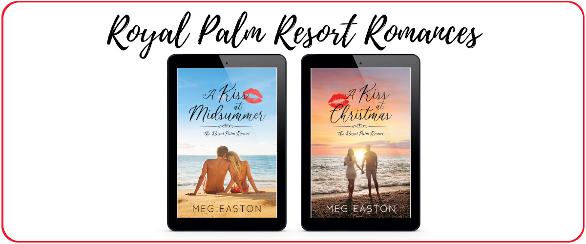 Royal Palm Resort book covers