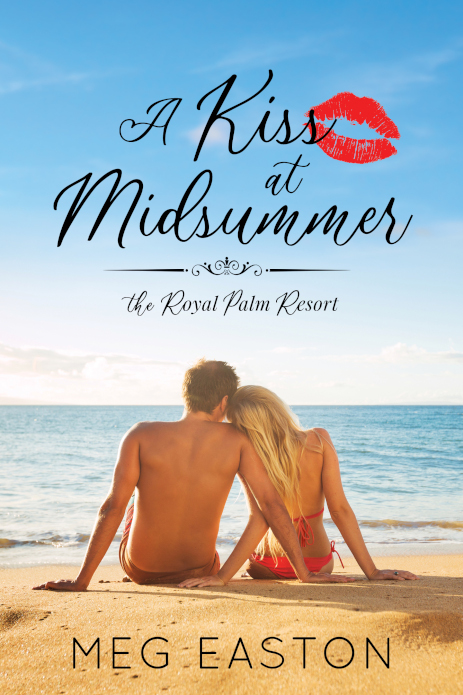 A Kiss at Midsummer cover