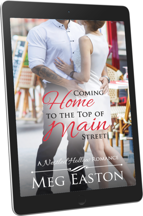 Book cover for Coming Home to the Top of Main Street