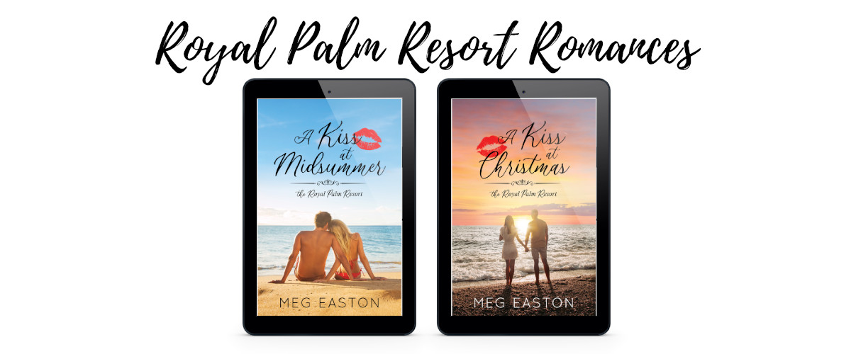 Covers for both Royal Palm Resort books